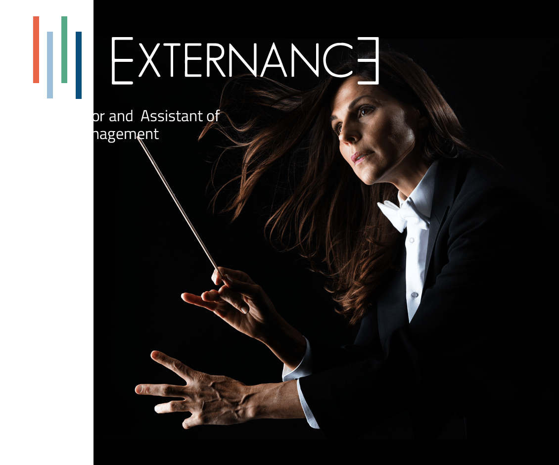 Externance - Conductor and Assistant of your management